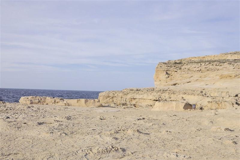 Fallen Azuro Window Gozo