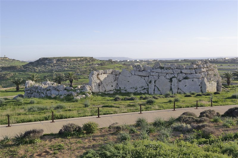 Neolithic temples in Gozo