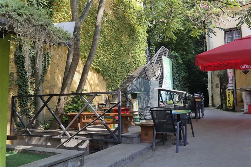 Zagreb cafe
