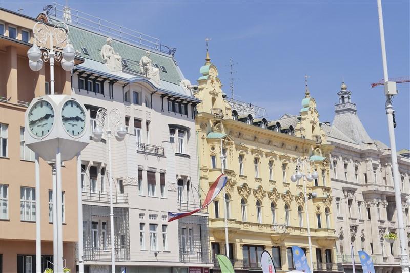 Zagreb architecture