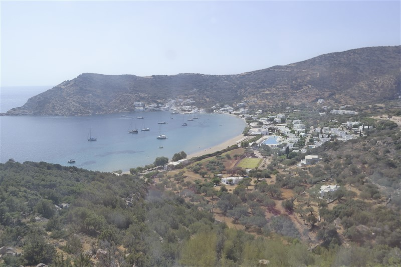 what to see Sifnos