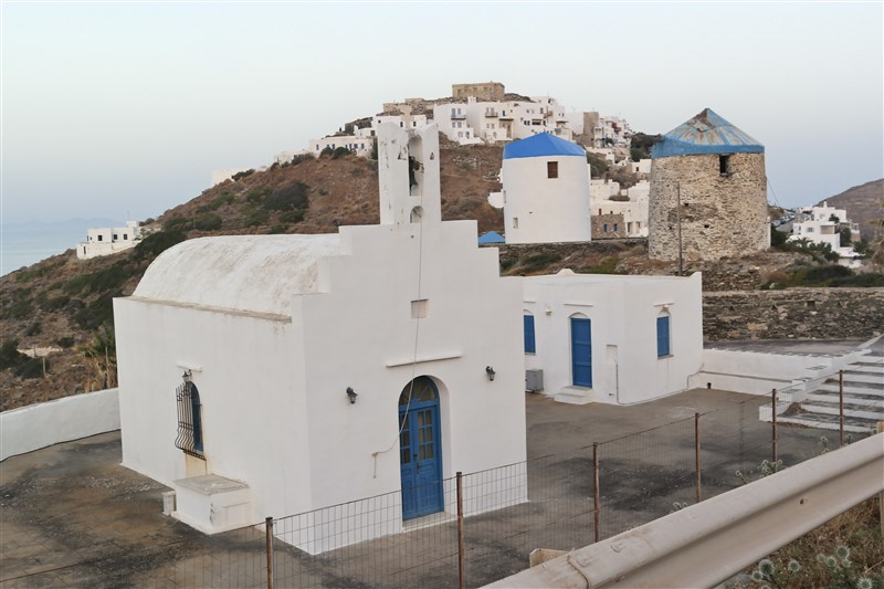 why visit Sifnos greece
