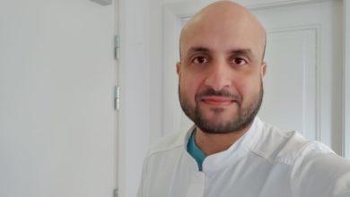 Photo of طبيب مصري في الخطوط الأمامية لمواجهة الكورونا في الدنمارك