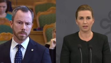 Photo of أكبر احزاب المعارضة يطالب رئيسة الوزراء بتفسير حول إغلاق الدنمارك في مارس