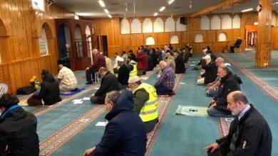 Photo of المساجد في الدنمارك تفتح أبوابها وسط إلتزام بتعليمات السلطات الصحية