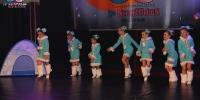 Dansgardeconcours vrije-dans