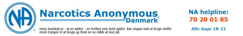 Narcotics Anonymous Danmark