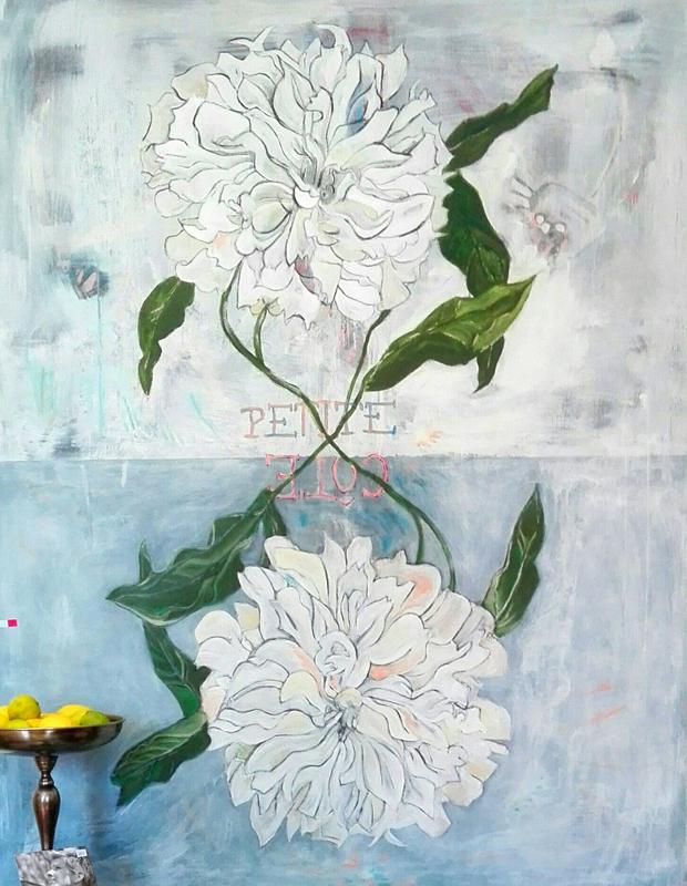 Spiegelblume Nadine Scherrer