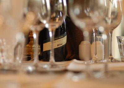 Wijn Bubbels Hoorn Restaurant De Nadorst