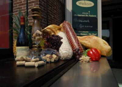 Borrelplank Hoorn Restaurant De Nadorst