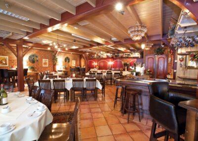De Pronckkamer Hoorn Restaurant De Nadorst