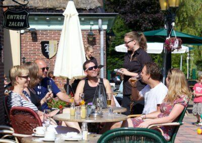 Terras Hoorn Restaurant De Nadorst