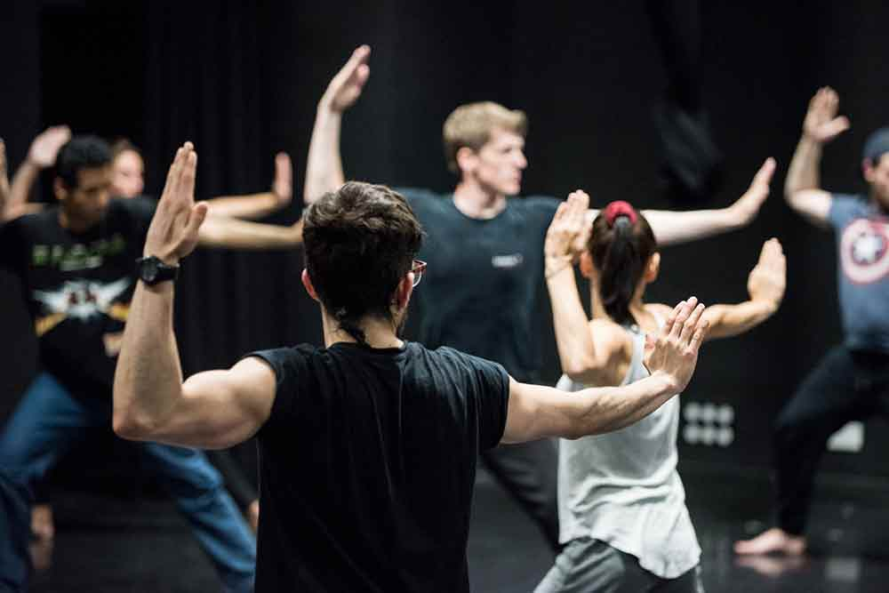 Drama programs in HCMC