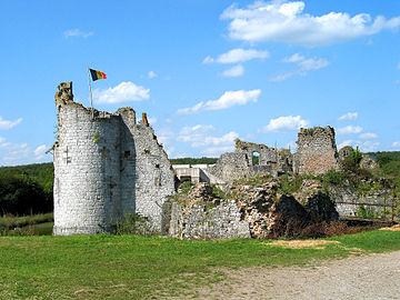 Château de Fagnolle - Philippeville