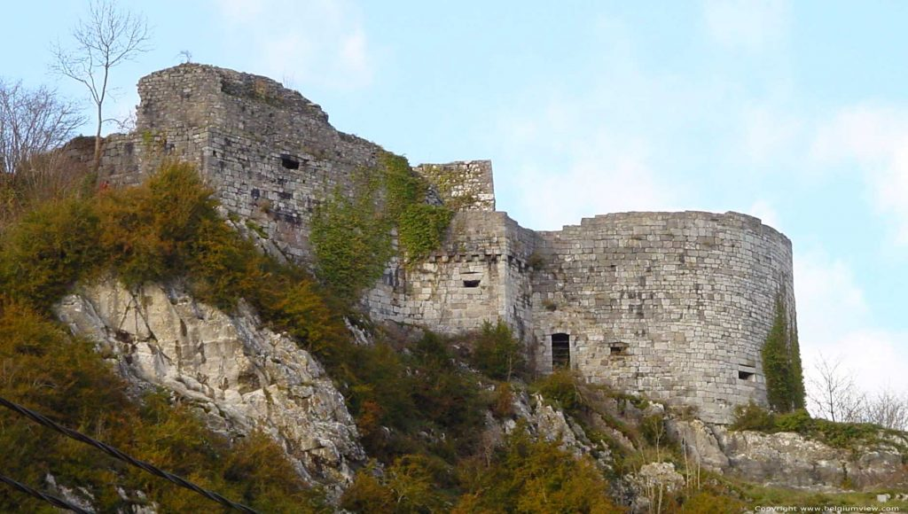 Château de Crèvecoeur - Bouvignes
