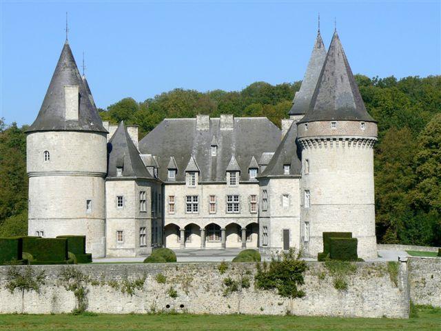 Château de Fontaine - Anthée