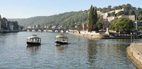 Confluent Meuse-Sambre - Namur