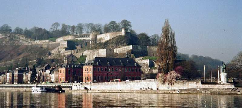 Citadelle et Parlement Wallonie - Namur