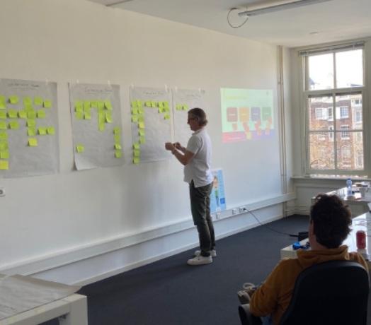 workshop local eyes content strategie