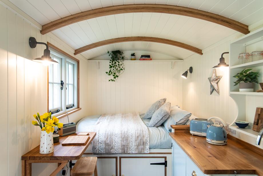Accommodation Nanpusker Glamping Holidays Cornwall