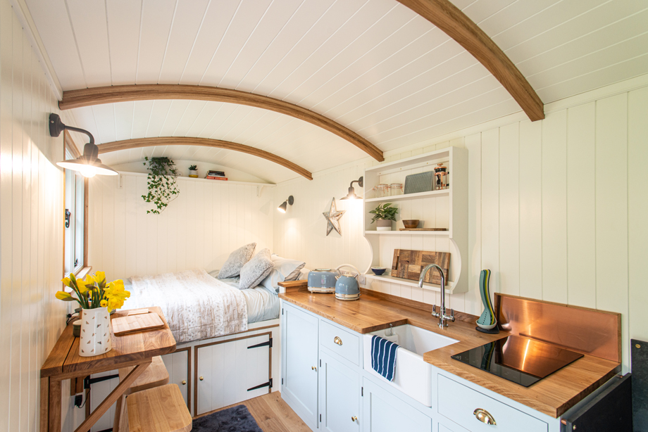 Accommodation Nanpusker Glamping Holidays - self contained holiday lets in Cornwall