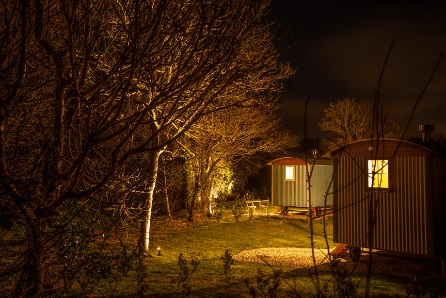 Nanpusker Glamping Holidays Cornwall