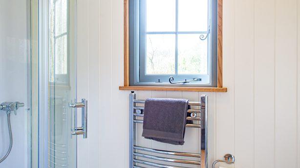 Private facilities inside Nanpusker Shepherds Hut