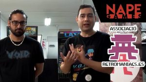 Interview with Retromaniacs.es 2017