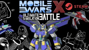 MOBILE WARS X Ultimate Simulation Battle!