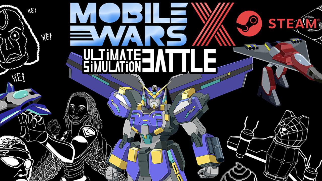 MOBILE WARS X Ultimate Simulation Battle!