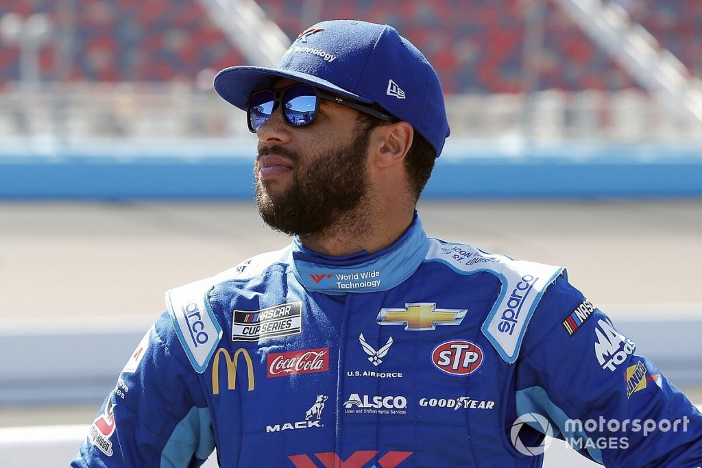 Bubba Wallace nascar return