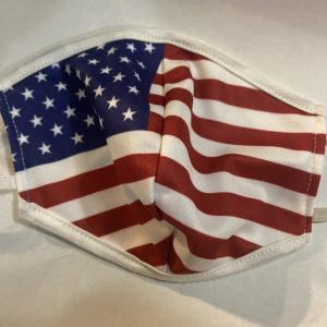 NASCAR USA FLAG Anti Pollution Face Mask