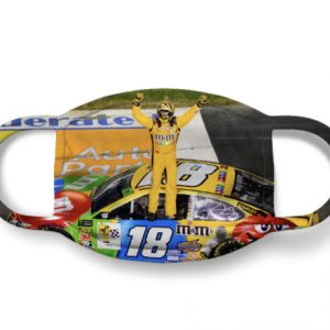 "Kyle Busch ""Champ"" Anti Pollution Face Mask"