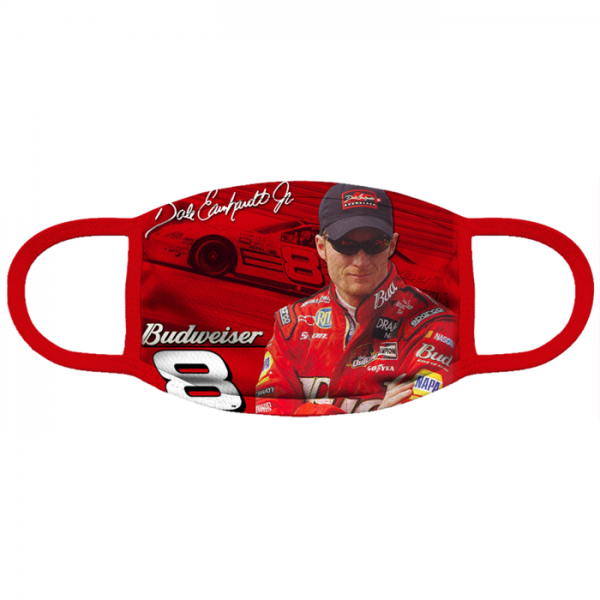 Dale Earnhardt Jr. Face Mask