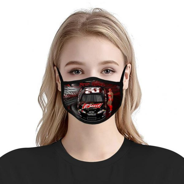 Kevin Harvick Face Mask