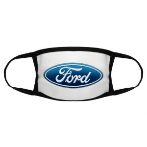 Ford Logo Anti Pollution Face Mask