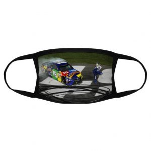 "Kyle Busch ""Bow"" Anti Pollution Face Mask"