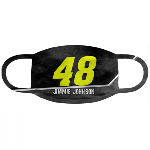 Jimmie Johnson Anti Pollution Face Mask