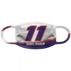 Denny Hamlin Anti Pollution Face Mask