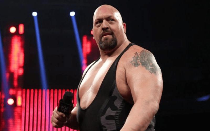 WWE Big Show NASCAR