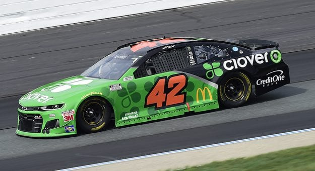 crew chief Chip Ganassi Racing