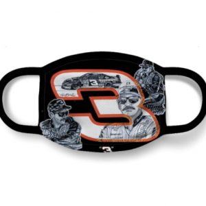 Earnhardt Sr. #3 Anti Pollution Face Mask