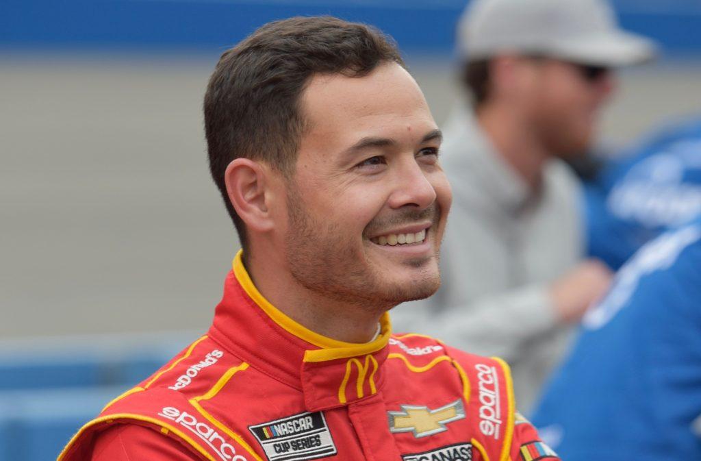Kyle Larson NASCAR comeback