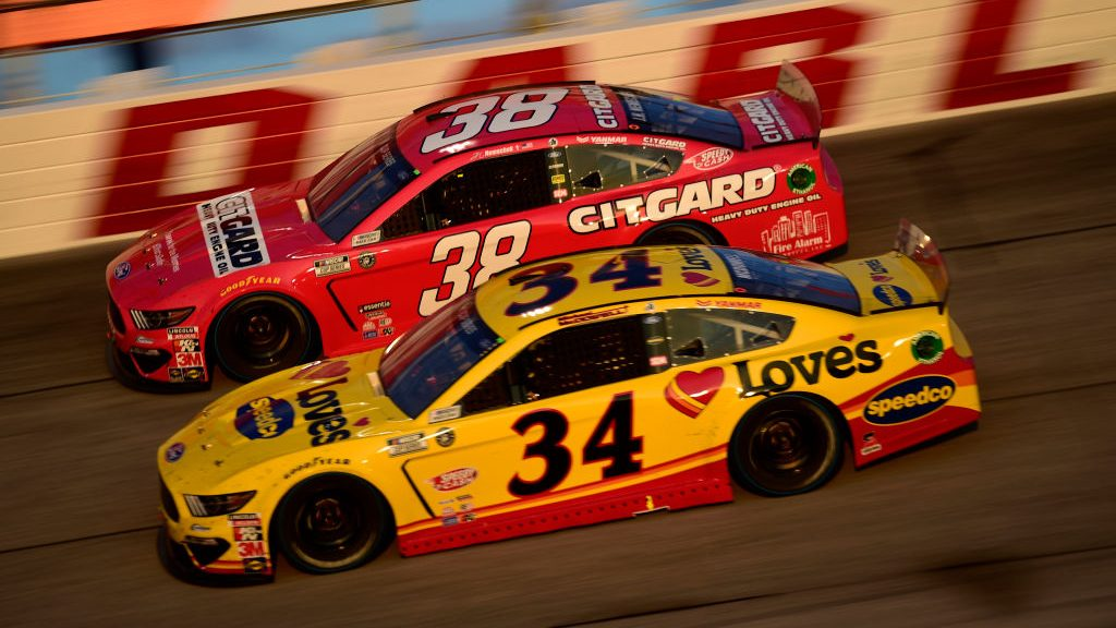 Front Row Motorsports 2021 lineup