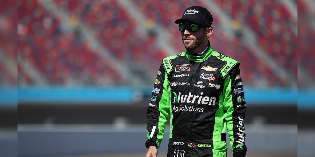 Ross Chastain Chip Ganassi Racing