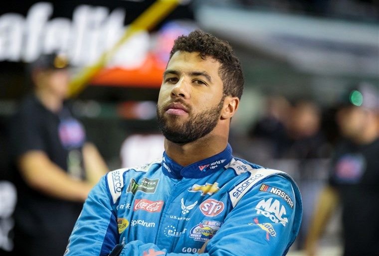 Bubba Wallace Receives Backlash reacting to Chauvin guilty verdict