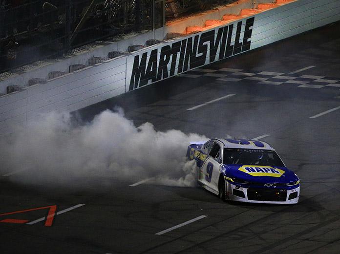 Chase Elliott Reflects On 2020 Martinsville Triumph