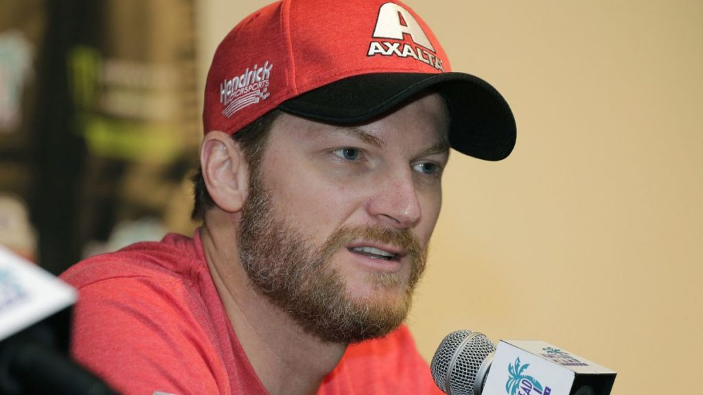 JR Motorsports Co-owner Dale Earnhardt Jr