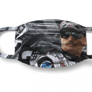 Dale Earnhardt Face Mask