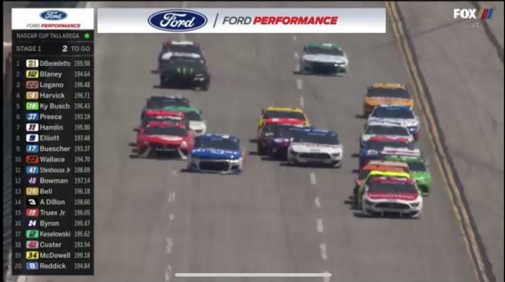 NASCAR: GEICO 500 | Live Stream